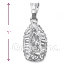 925 Sterling Silver Charm